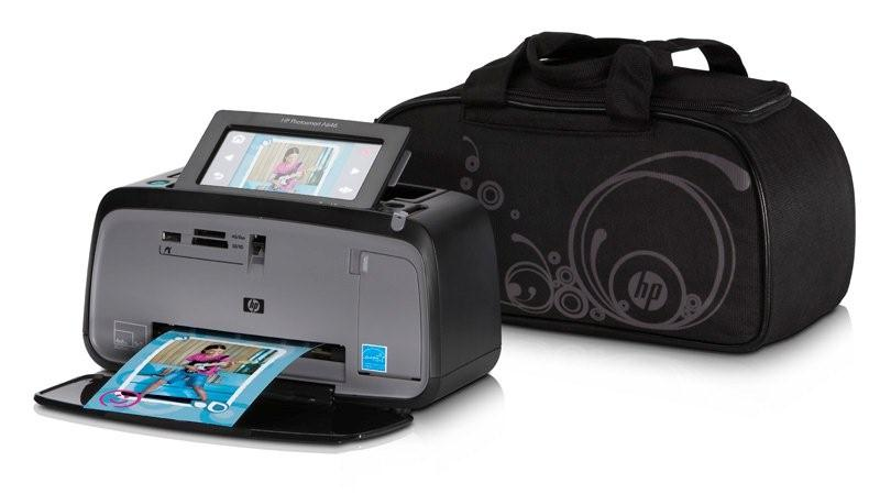 A646 printer and bag