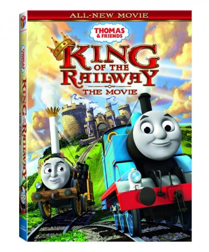thomas amp friends king of the railway on the �blue� carpet