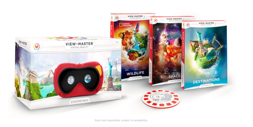 Mattel View-Master VR viewer