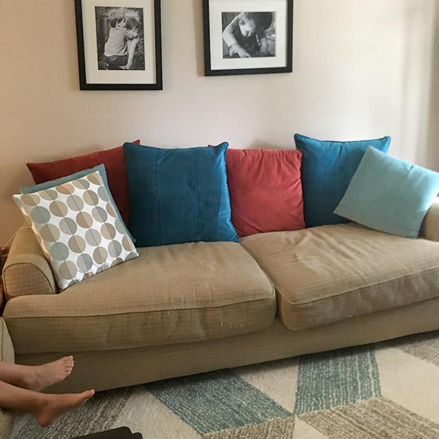 blog Ikea new pillows