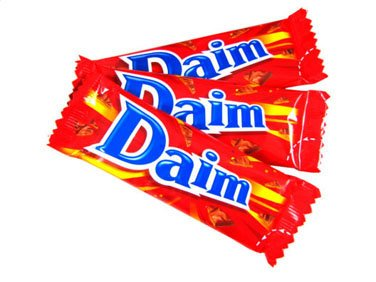DaniGirl is addicted to Daim bars
