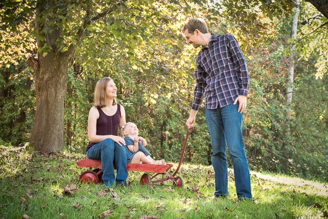 Family photos in Ottawa 1