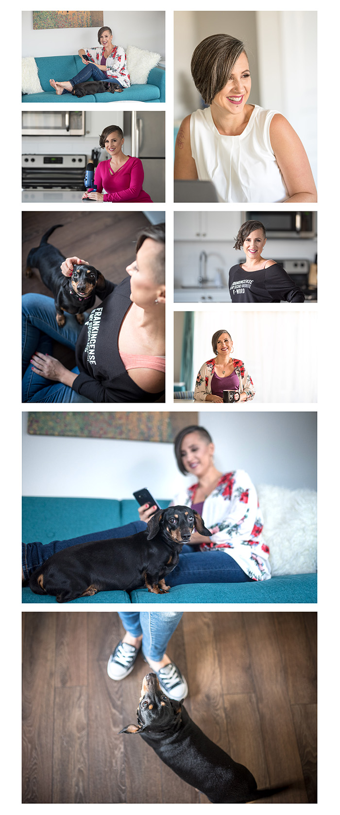 non-traditional head shots and professional photography in Ottawa