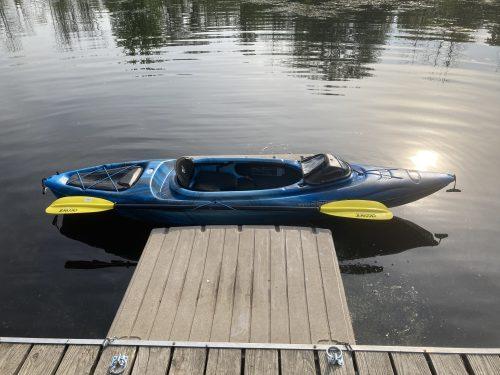 kayak launch at anniversary park
