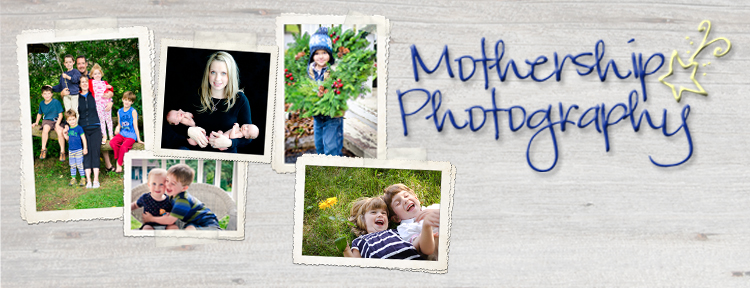 Mothership Photography header