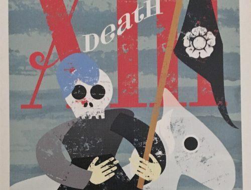 Tarot card death